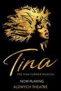 Affiche Tina the Musical au Aldwych Theatre à Londres